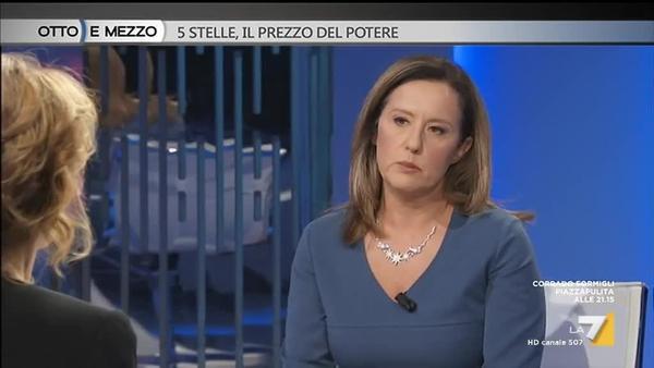 La Senatrice Elena Fattori porta il patto in TV