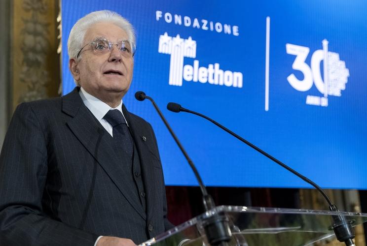 Il PTS ringrazia il Presidente Mattarella