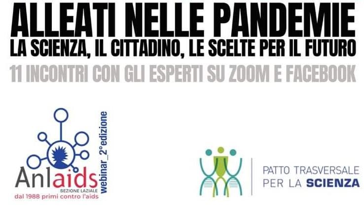 Anlaids Lazio e PTS insieme – webinar con gli Esperti
